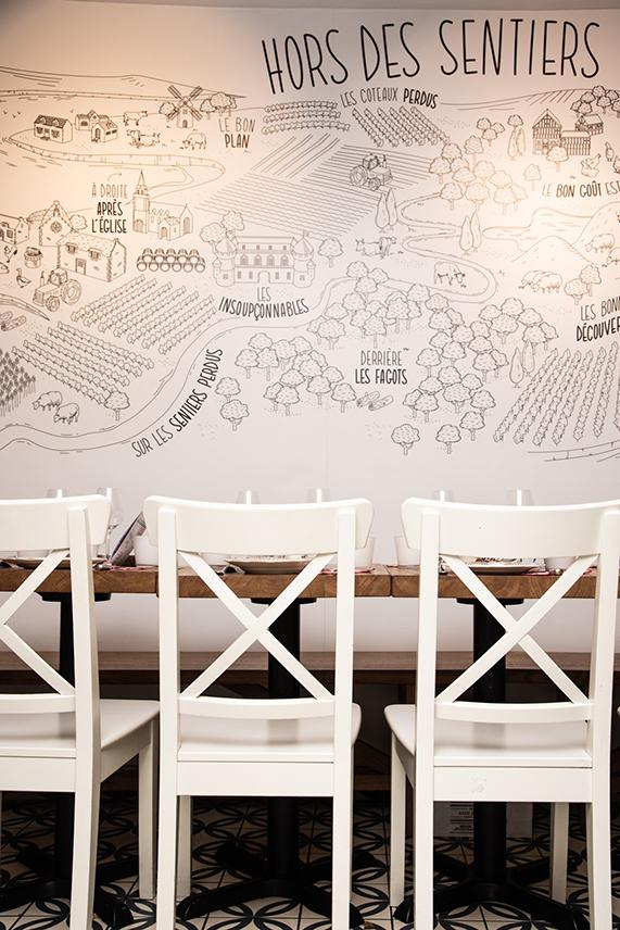 Le restaurant inattendu d'Olivier Hodebert - Cadre unique à Nantes